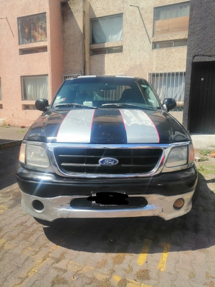 Ford Lobo 4.6 Xlt Cabina Media 4x2 Mt 1997