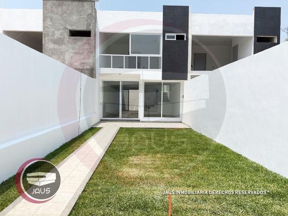 Casa En Venta En Cuautla Morelos