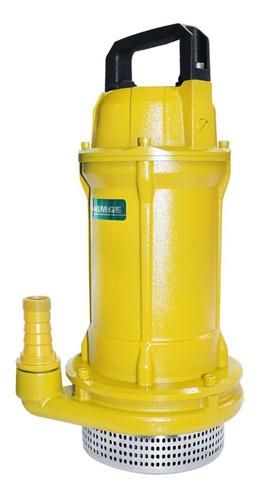 Bomba Sumergible Agua Limpia 1 Hp Shimge Qdx1.5-32-0.75t