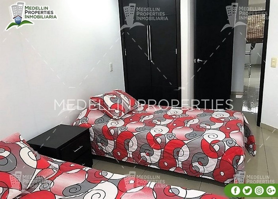 Arrendamientos De Apartamentos Baratos En Medellín Cód: 4212