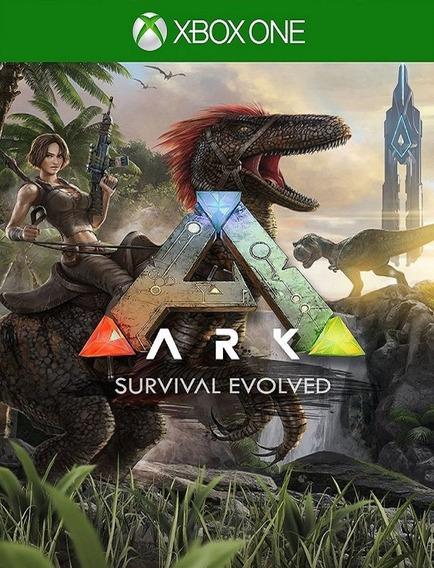 Ark Survival Evolved Xbox One - Envio Rápido (25 Dígitos)