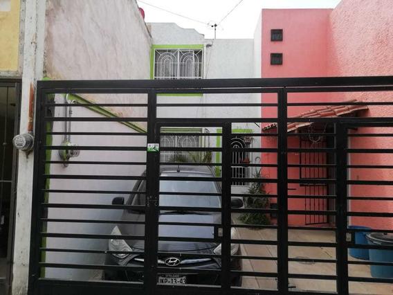 Se Vende Casa En Colonia Valle Del Sol, Tonalá, Jal.
