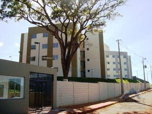 Apartamento À Venda, 44 M² Por R$ 130.000,00 - Vila Nelo - Ibiporã/pr - Ap0282