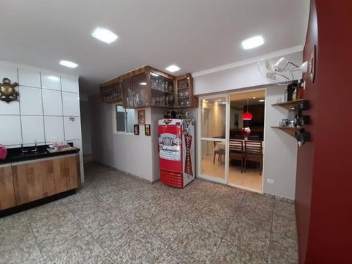Imagem 1 de 16 de Casa Com 3 Dormitórios À Venda, 200 M² Por R$ 450.000 - Jardins De Athenas - São José Do Rio Preto/sp - Ca9018