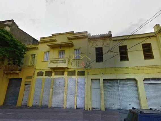 Excelente Prédio Comercial / Galpão Para Locação- Brás - 23cr