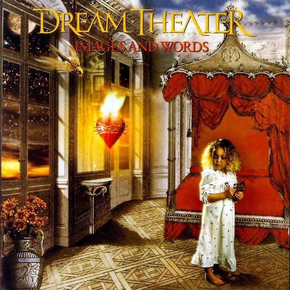 9 Cds Dream Theater Venda Conjunto - Leia Descrição