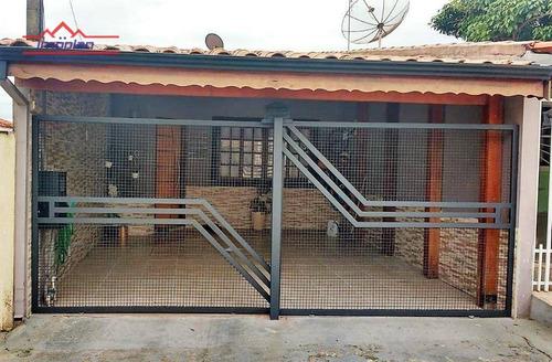 Imagem 1 de 19 de Casa Com 3 Dormitórios À Venda, 90 M² Por R$ 420.000,00 - Jardim Alvinópolis - Atibaia/sp - Ca4814