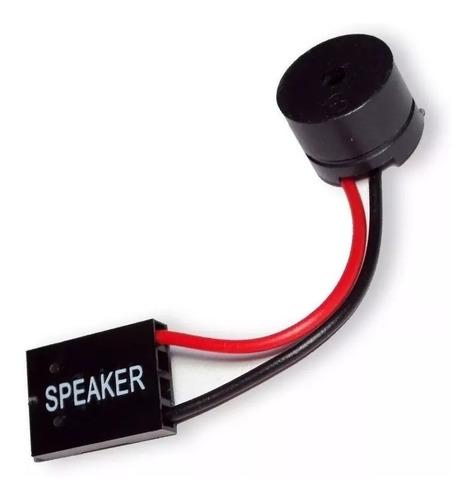 Speaker Para Placa Mãe Pc Computador Gamer Desktop Bios Beep