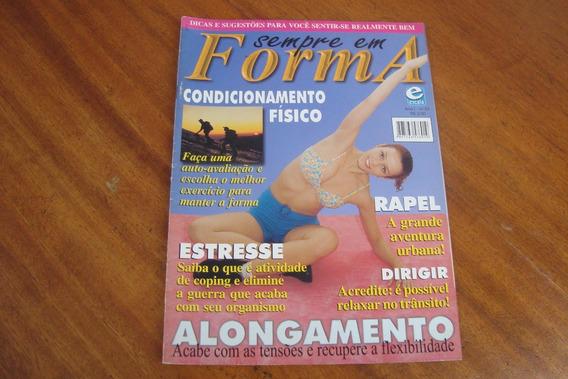 Revista Sempre Em Forma 1 / Condicionamento Fisico Estresse