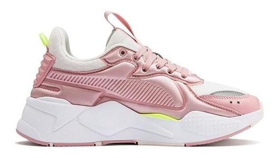 Tenis Puma Rs-x Softcase Mujer Moda Retro Fila Force