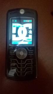Celular Motorola L7 Operativo