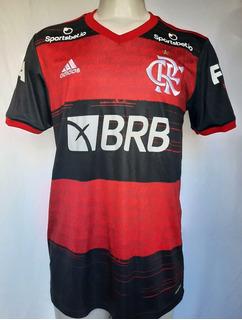 Camisa Flamengo Carioca 2020 Original Patrocínio Fla Tv Brb