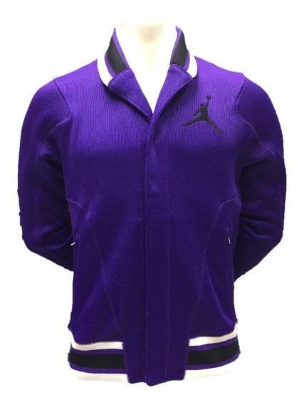 Jordan Varsity Shawl Purpura