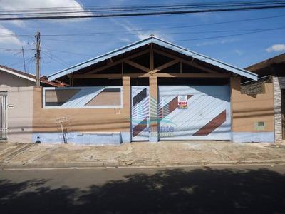 Casa Com 1 Dormitório À Venda, 100 M² Por R$ 249.000 - Jardim São Sebastião - Hortolândia/sp - Ca0367