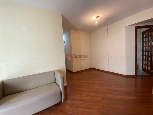 Apartamento No Tatuapé Com 2 Vagas Próximo Metrô.  - Ta7380