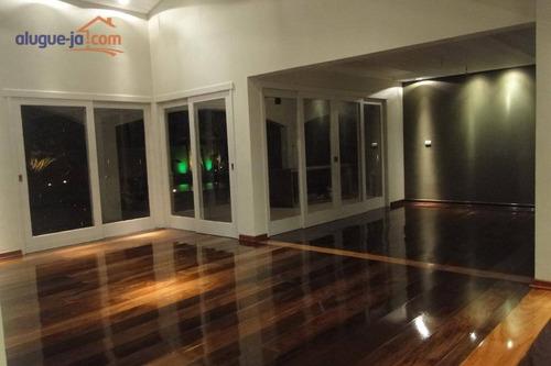 Casa Com 4 Dormitórios À Venda, 1000 M² Por R$ 5.300.000,00 - Bosque Dos Eucaliptos - São José Dos Campos/sp - Ca2938