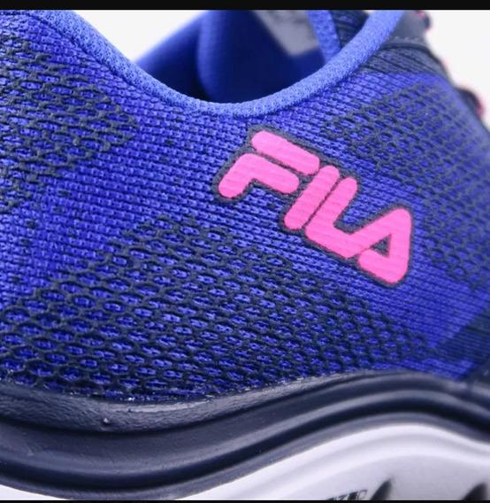 Zapatillas Fila Twisting Nuevas 38 Con Etiqueta Sin Uso