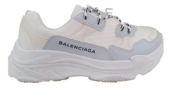 Zapatillas Sneakers Balenciaga Triple S Promocion X 3