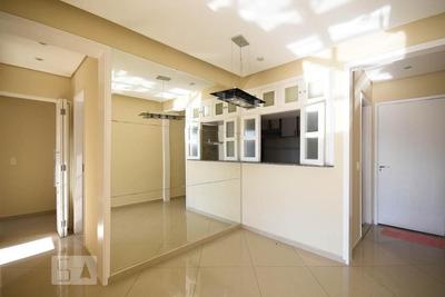 Apartamento No 8º Andar Com 2 Dormitórios E 2 Garagens - Id: 892913464 - 213464