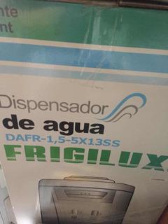 Enfriador Dispensador Agua Frigilux Dafr-1-1,5-5x13ss Filtro