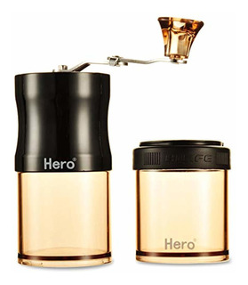 Hero Portable Travel Coffee Grinder Manual