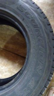 Pneus Pirelli Scorpion 245/70/16 Usado Meia Vida