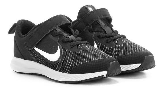 Tenis Infantil Nike Dowshifter 9 Ps Com Elástico - Sem Juros