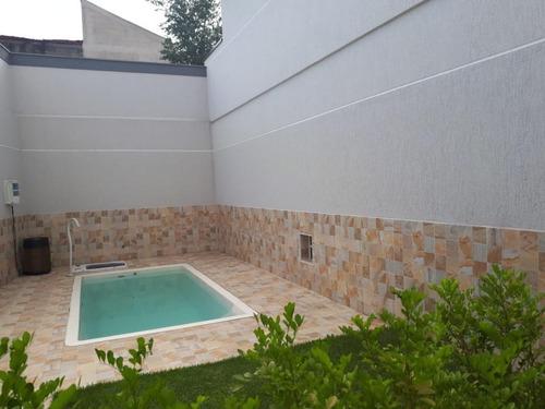 Imagem 1 de 22 de Casa Com 2 Dormitórios À Venda, 60 M² Por R$ 350.000,00 - Jardim Virginia Bianca - São Paulo/sp - Ca1594