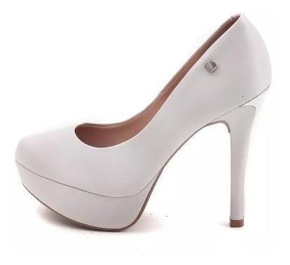 Zapatos Mujer -vizzano- Novias Taco 12 Cm Plataforma Confort