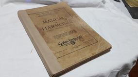 240 Partitura Manual De Harmonia José Paulo Da Silva