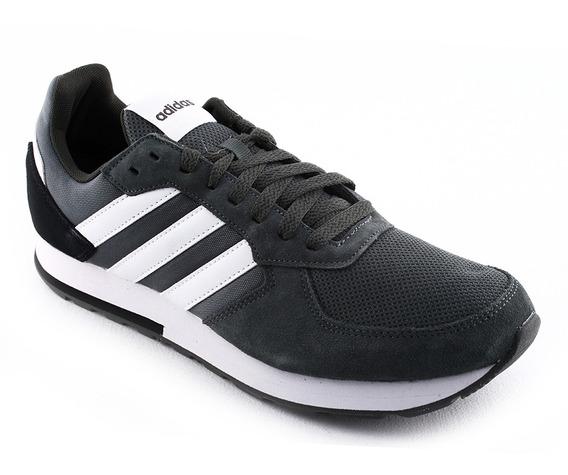 Zapatilla Runninig 8k Vd/bl/ng adidas Hombre
