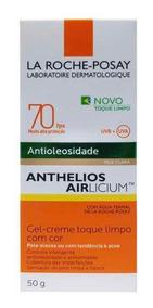 Protetor Anthelios Airlicium Fps70 Cor Clara 50g