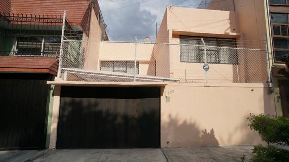 Rcv - 1795. Casa En Venta Colonia Valle Del Tepeyac En Gustavo A. Madero