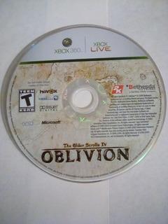 Oblivion, The Elder Scrolls 4, Xbox 360