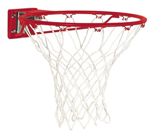 Aro De Basketball Spalding Retráctil Baloncesto Incluye Red