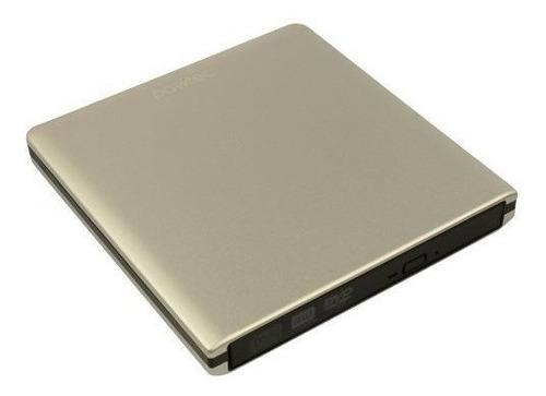 Pawtec External Usb 30 Aluminio 8x Dvdrw Writer Unidad Opti