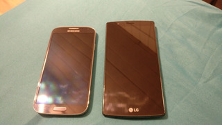 Lg G4 Y Galaxy S4 Para Repuestos.