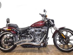 Harley Davidson - Softail Breakout 114