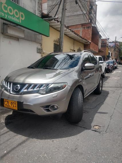 Nissan Murano Venca X Meno O Mayor