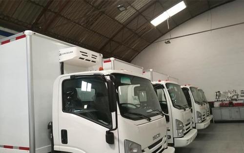 Refrigeración Y Aire Acondicionado Para Camiones Y Furgones