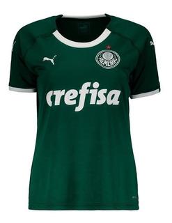 Camisa Palmeiras Feminina 19/20 S/n° - Torcedora