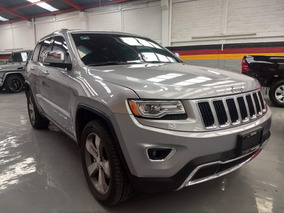 Jeep Grand Cherokee 3.6 Limited V6 4x2 At Impecable