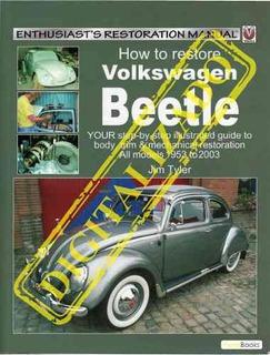 How To Restore Volkswagen Beetle - Inglês - Envio Por E-mail