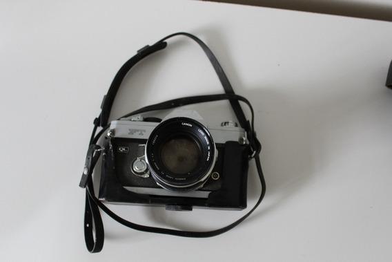 Camera Canon Tl Ql Antiga Mecanica
