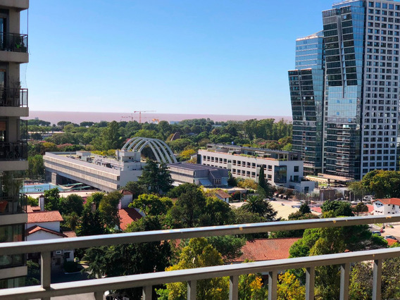 Belgrano 2 Ambientes - Vista Al Rio - Edificio Husares