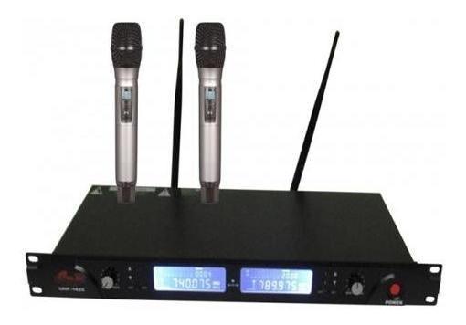 Micrófono Gbr De Dos Micrófonos Uno Usado El Otro Nunca Usad