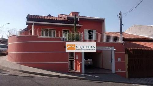Casa Com 2 Dormitórios À Venda, 145 M² Por R$ 450.000 - Vila Esperança - Sorocaba/sp - Ca1477