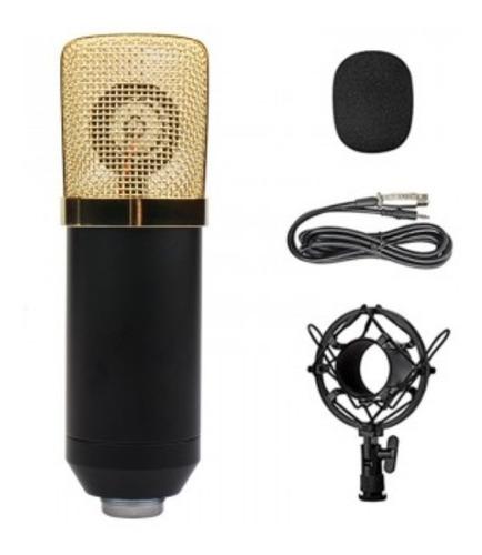 Imagen 1 de 4 de Microfono Condensador Con Clip Nuevo