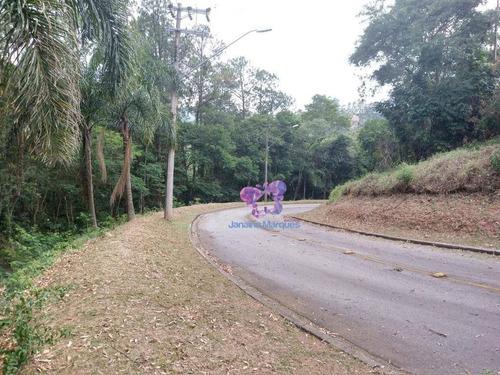 Terreno À Venda, 5650 M² Por R$ 1.400.000,00 - Condomínio Ecoville - Araçariguama/sp - Te0617
