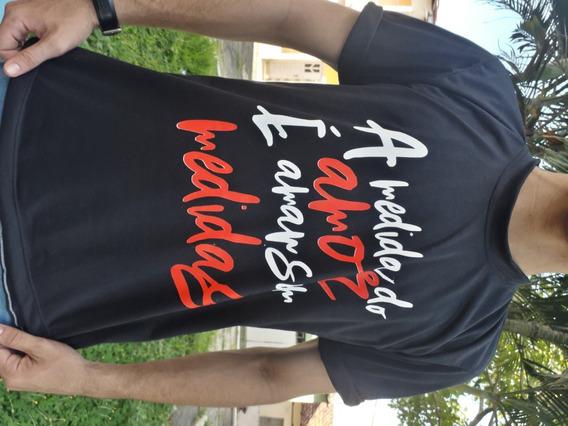 Camisa Dia Dos Namorados, Masculino E Feminino, Malha Fria